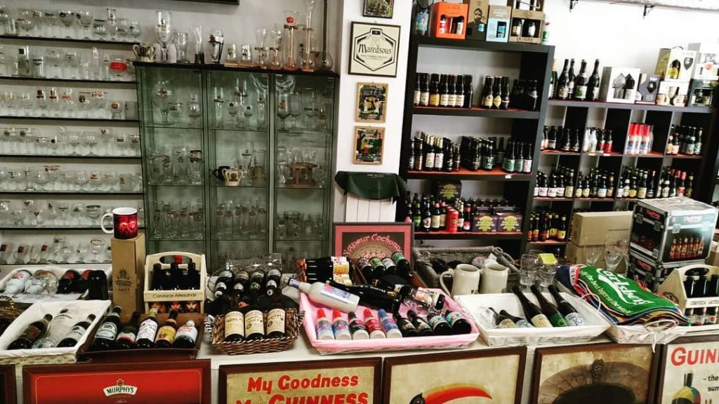 Tienda de Cerveza Zaragoza